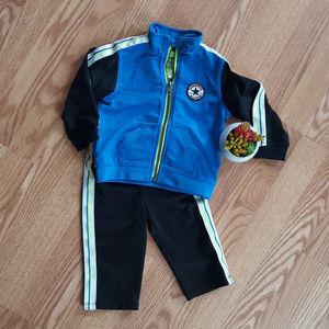 Converse Baby Boy Matching Set